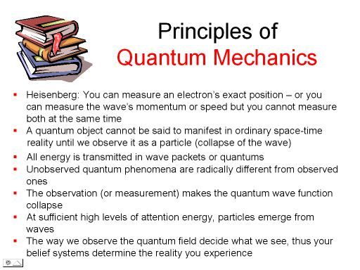 the description and application of quantum mechanics Quantum mechanics is to give a complete description of a system 2009, quantum mechanics: concepts and applications, chichester: john wiley & sons.
